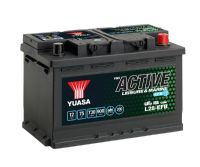 L28-EFB Yuasa Active Leisure Battery 12v 100Ah  Buy Online from The Battery Shop